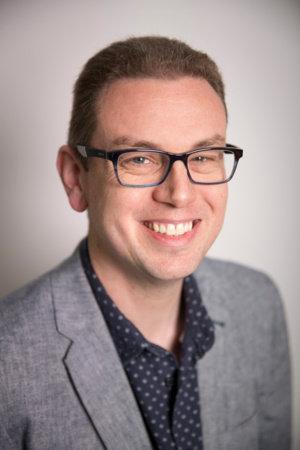 Photo of Cavan Scott