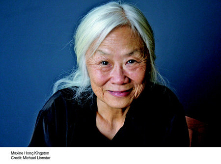 Photo of Maxine Hong Kingston