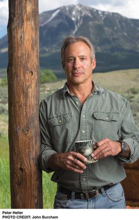 Photo of Peter Heller