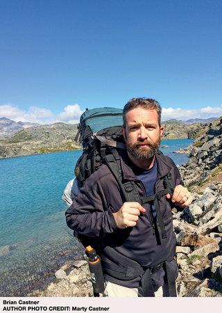 Photo of Brian Castner
