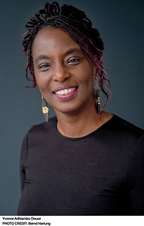Photo of Yvonne Adhiambo Owuor
