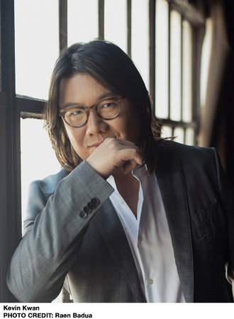 Photo of Kevin Kwan