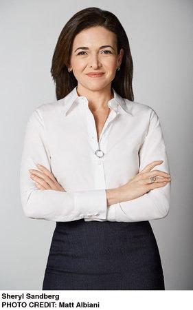 Photo of Sheryl Sandberg