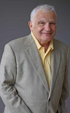 Photo of Nicholas A. Basbanes