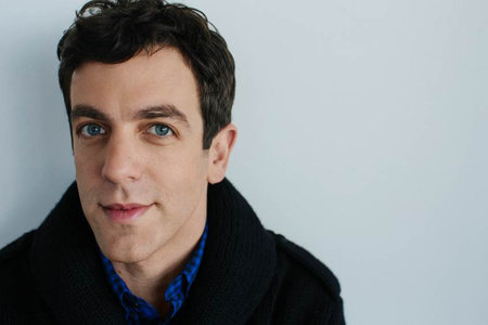 Photo of B. J. Novak