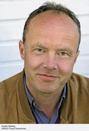 Photo of Fredrik Sjöberg
