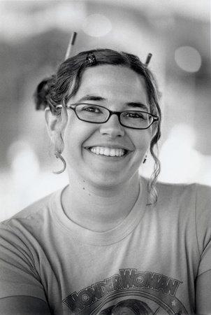Photo of Sara Wilson Etienne