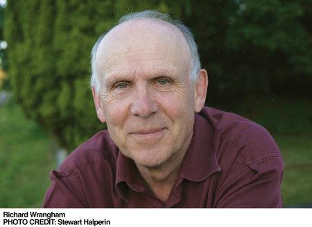 Photo of Richard Wrangham