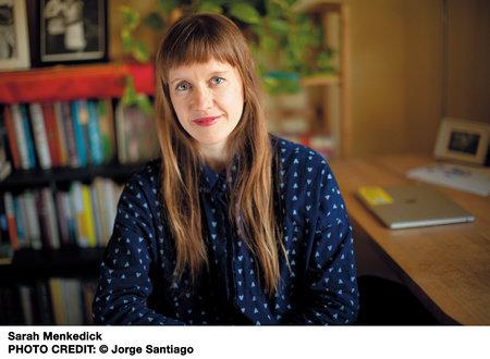 Photo of Sarah Menkedick
