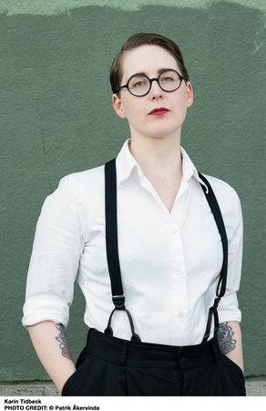 Photo of Karin Tidbeck