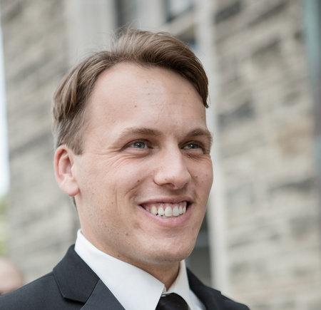 Photo of Luke Gordon Field