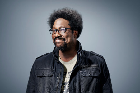 Photo of W. Kamau Bell