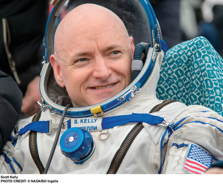 Photo of Scott Kelly