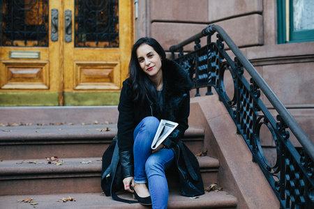 Photo of Alexis Coe