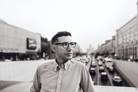 Photo of Joshua Yaffa