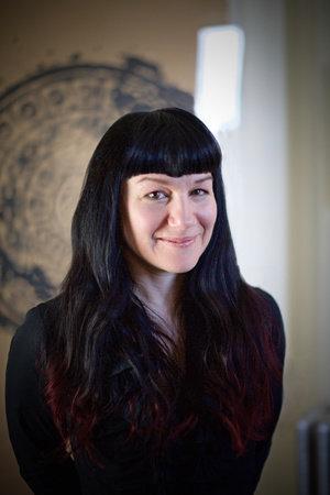 Photo of Sarah Deming