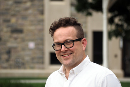 Photo of Lee Vinsel