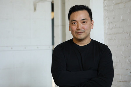 Photo of David Yoon