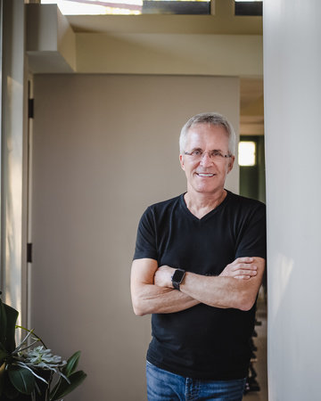 Photo of Mark Cushing