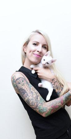 Photo of Hannah Shaw