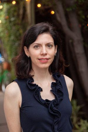 Photo of Suzanne Allain