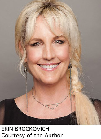 Photo of Erin Brockovich