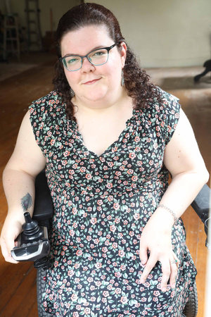 Photo of Emily Ladau
