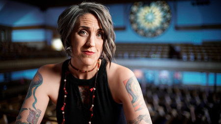Photo of Nadia Bolz-Weber