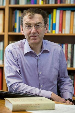 Photo of Andrew Pettegree