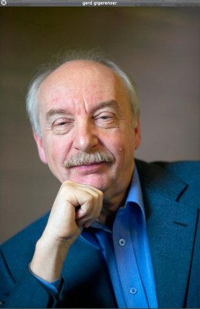 Photo of Gerd Gigerenzer
