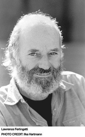 Photo of Lawrence Ferlinghetti