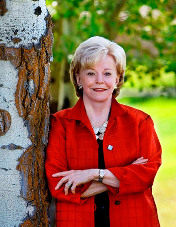 Photo of Lynne Cheney