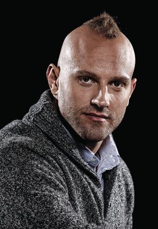 Photo of Mark Herzlich