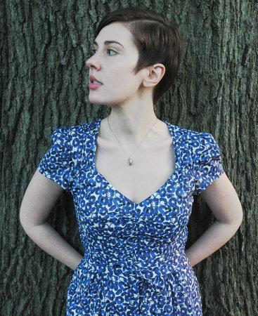 Photo of Patricia Lockwood