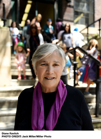 Photo of Diane Ravitch