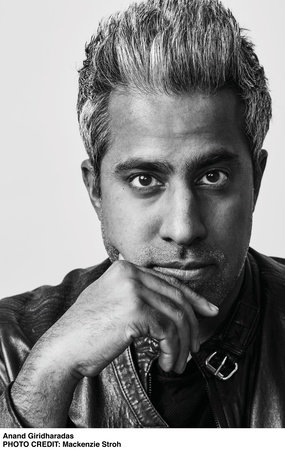 Photo of Anand Giridharadas