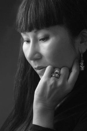 Photo of Amy Tan