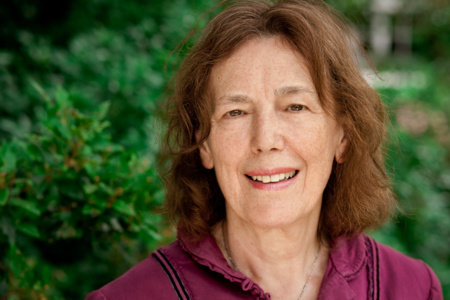 Photo of Claire Tomalin