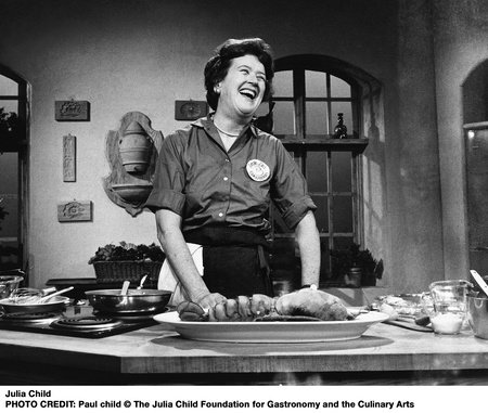 Photo of Julia Child