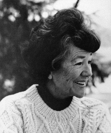 Photo of Anne Morrow Lindbergh