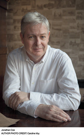 Photo of Jonathan Coe