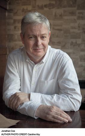 Photo of Jonathan Coe