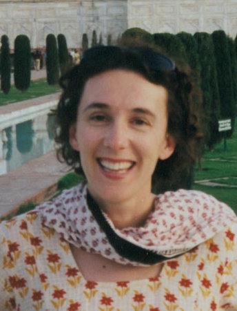 Photo of Sarah Macdonald
