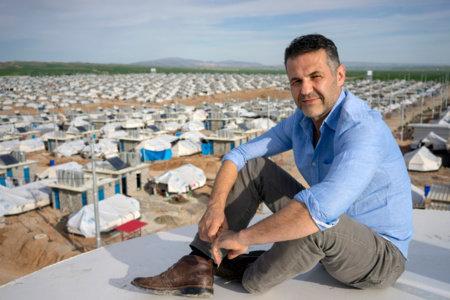 Photo of Khaled Hosseini