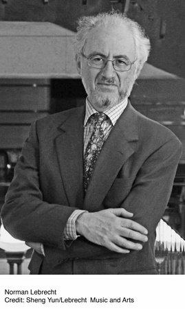 Photo of Norman Lebrecht