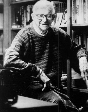 Photo of Robert Cormier