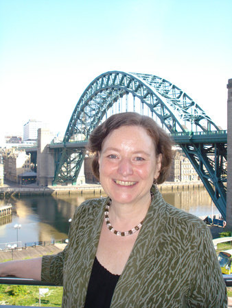 Photo of Eleanor Updale