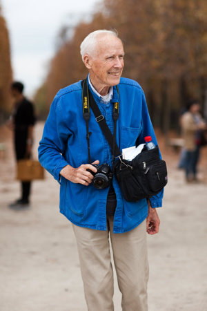 Photo of Bill Cunningham