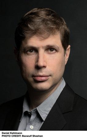 Photo of Daniel Kehlmann