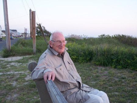 Photo of Harry Bernstein